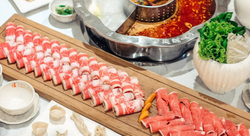 Chong Qing Liu Yi Shou - Best Mala Hot Pot in Town