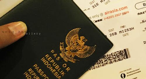 Ini Dia Perbedaan Antara Paspor Biasa dan Elektronik