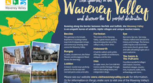 Exploring the Waveney Valley