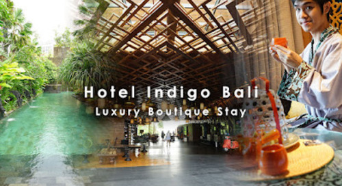 Hotel Indigo Seminyak Beach, Bali