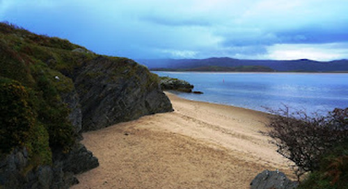 Coastal Walks around Porthmadog