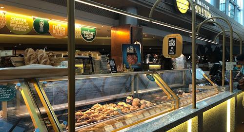 [SINGAPORE] Tiong Bahru Bakery - Raffles City Shopping Centre