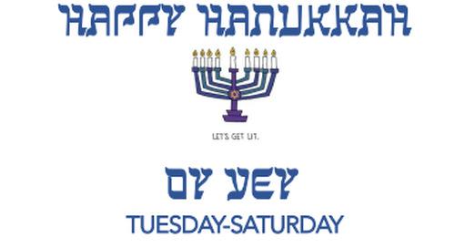 Latham House Celebrates Hanukkah