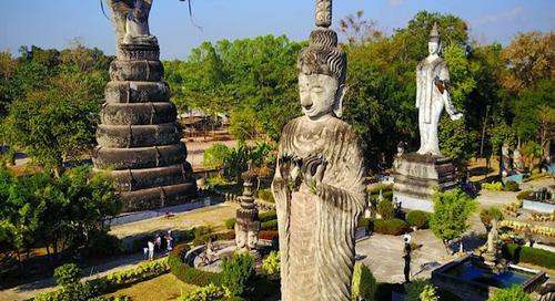 Udon Thani destinasi yang anti mainstream di Thailand.