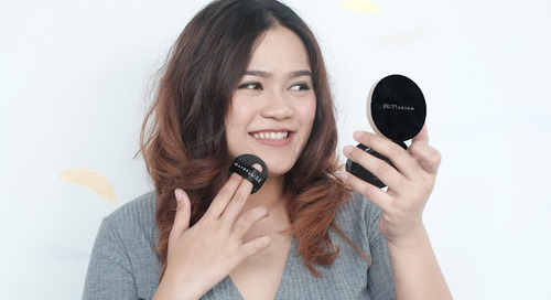 REKOMENDASI BB CUSHION YANG BAGUS - MAYBELLINE BB CUSHION REVIEW