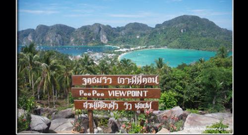 25 Tips dan Panduan Lengkap Liburan ke Pulau Phi Phi & Maya Beach Thailand