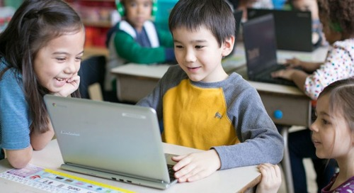 3 steps to creating a personalized literacy environment in the digital age
