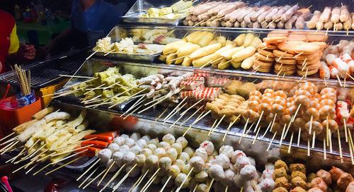 Kulineran Enak di Pasar Lama Tangerang: Perut Lapar Menjadi Super Kenyang! Oh No!