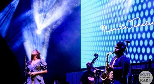 Akhirnya Nonton Konser Jazz Lagi di Kampoeng Jazz 2018, Unpad Dipatiukur Bandung