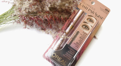 [Review] L'Oreal Lash Paradise Mascara, Maskara Favorit Tati Westbrook!