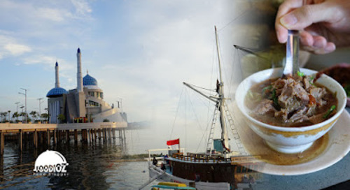 Where To Eat Makassar, South Sulawesi
