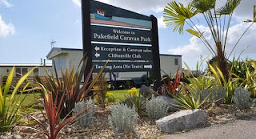 Why Book a Holiday at Pakefield Caravan Park