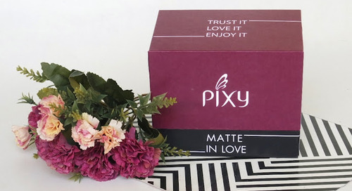 Review & Swatch Pixy Matte in Love (ALL 10 SHADES)