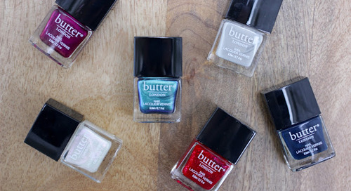 The Perfect Winter Nail Line-up
