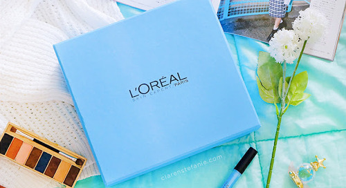 Welcoming The Newest Micellar Water In Town : L'Oreal Micellar Water