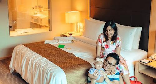 Holiday inn Kemayoran - Executive Room with 24 Hours Executive Lounge Access