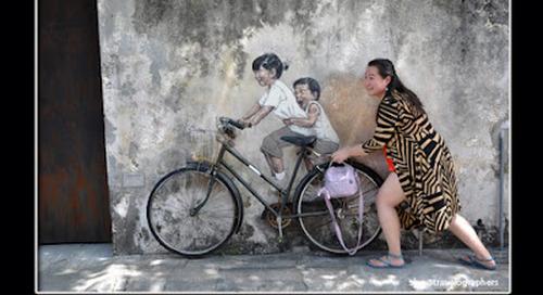 30 Tips dan Panduan Jalan-Jalan Liburan ke Kota Penang Malaysia