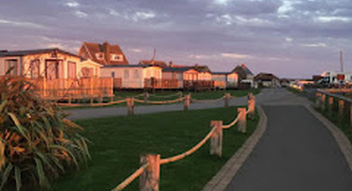 Warm Up For Winter here at Whitby Holiday Park