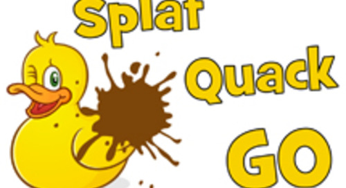 Splat Quack Go