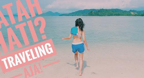 Kenapa Traveling Adalah Obat Paling Ampuh untuk Patah Hati