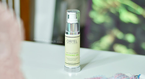Oriel Aloe Vera & Papaya Soothing Gel