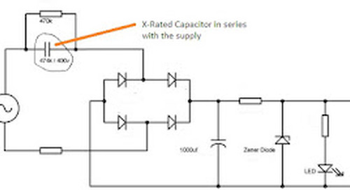 What are X-Rated and Y-Rated capacitors?