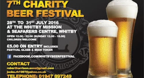 7th Charity Beer Festival 2016