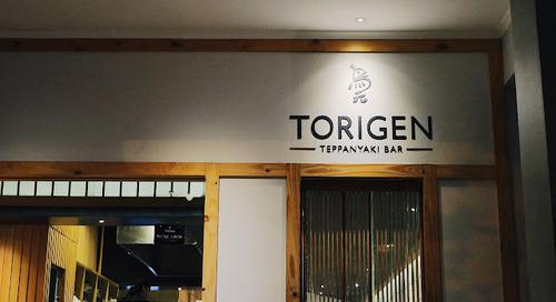 TORIGEN JAPANESE RESTAURANT SERPONG