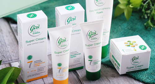 THE LEGENDARY GIZI Super Cream