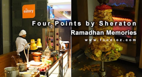 Ramadan Memories, Four Points by Sheraton, Central Jakarta