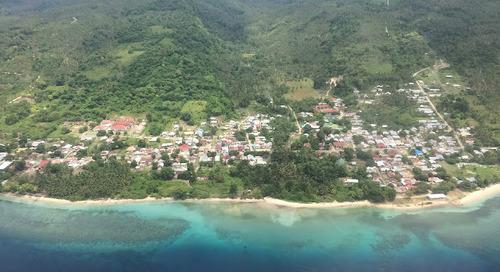 Pesona Luwuk Banggai Dari Ujung Timur Sulawesi Tengah
