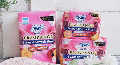 Bau Gak Sedap Saat Menstruasi? Coba Pembalut Satu Ini!