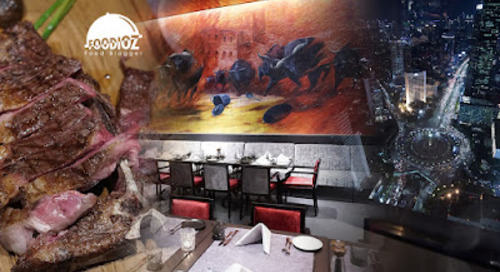 Altitude Grill, The Plaza, Central Jakarta