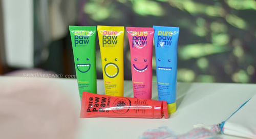 Pure Paw Paw Ointment : a must have item in your bag!