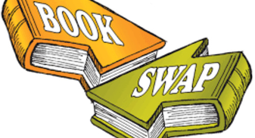 Whitby Holiday Park Book Swap Shop!!