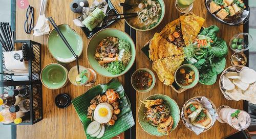 Nam Nam Noodle Bar ~ Petitenget, Bali