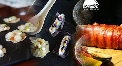 Philippines Culinary Experience, Raffles Hotel, South Jakarta