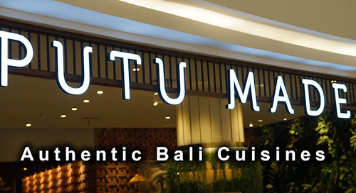 Putu Made - Flavors of Bali, Senayan City, Central Jakarta