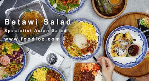 Betawi Salad, Shophaus Menteng, Central Jakarta