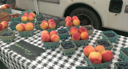 Farmers Market Season Returns for 2018