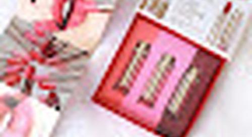 Estee Lauder LoveLipRemix Swatch & Review