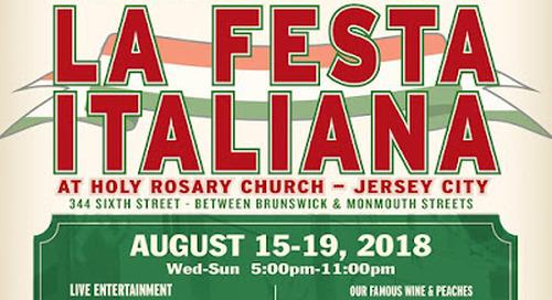 La Festa Italiana Returns for 2018