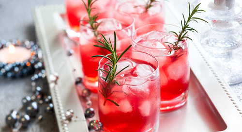 5 Easy Cocktails For Your Holiday Party