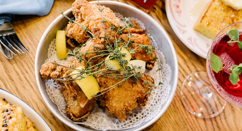 Southern Proper Rolls Out Lunch