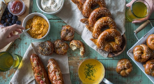 Gourmet Snacks from Eastern Standard Provisions