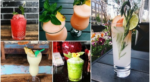 Frozen Drinks for the Hottest Days of Summer
