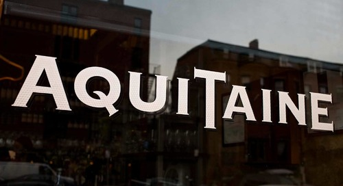 Aquitaine Adds Take-Out & Delivery