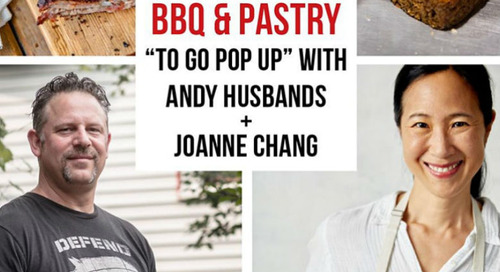 BBQ & Pastry To Go Pop Up, Take 2