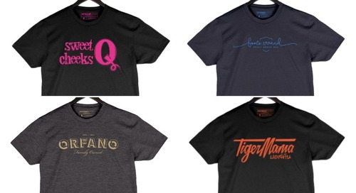 Stock Up on T-Shirts from Big Heart Hospitality