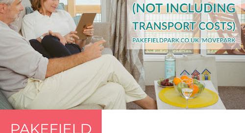 Move Your Caravan To Pakefield Caravan Park